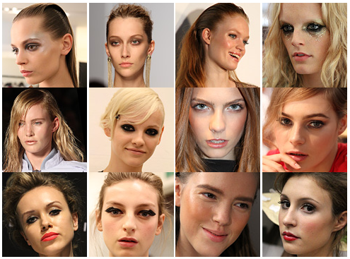 Tendenze Make-up estate 2012