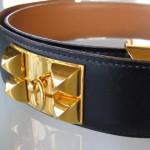 Cintura Hermes Belt Collier De Chien 50%
