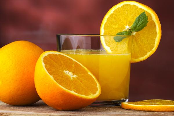 frutta arancione