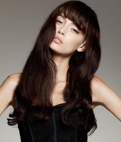 capelli lunghi naturali