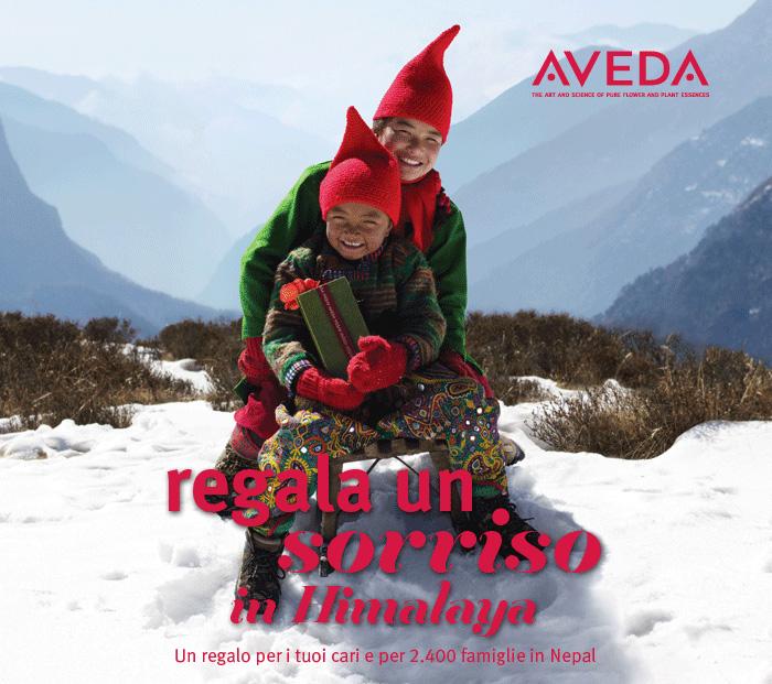 Aveda natale 2012 Himalaya