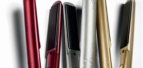 piastre ghd metallic collection